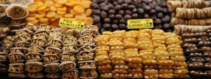 dried fruit istanbul