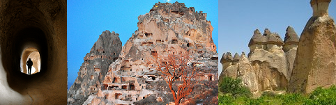 Cappadocia All in 1 Day Tour