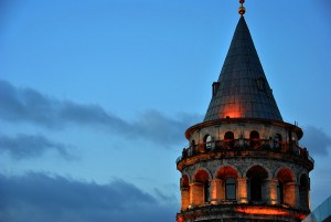 Different tours in Istanbul