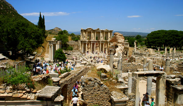 From Kusadasi to Ephesus