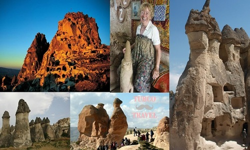 Two days Cappadocia Package