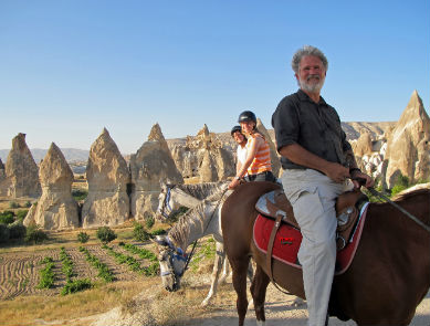 Cappadocia Romance with Horseback Riding