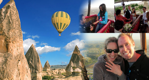 Cappadocia Private Balloon Tour