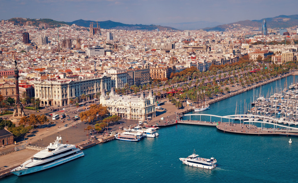 15 Days Greek Islands-Roma-Barcelona  Tour From Istanbul