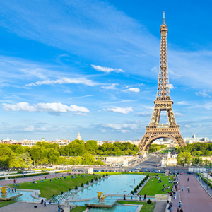 EVERYDAY 3 NIGHT 4 DAYS PARIS TOUR FROM ISTANBUL