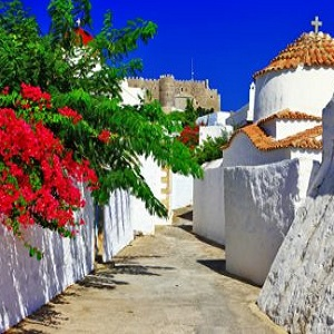 Greece & Churches Of Revelation Tour & Cruise 12 Days Tour/Cruise