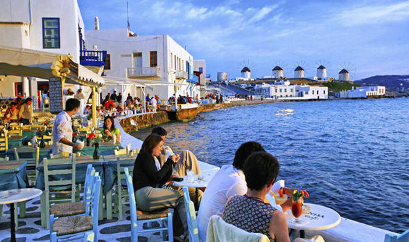 Greece-port