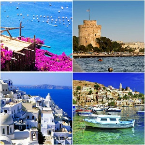 Footsteps Of Paul & John 10 Days First Class  Tour/Cruise