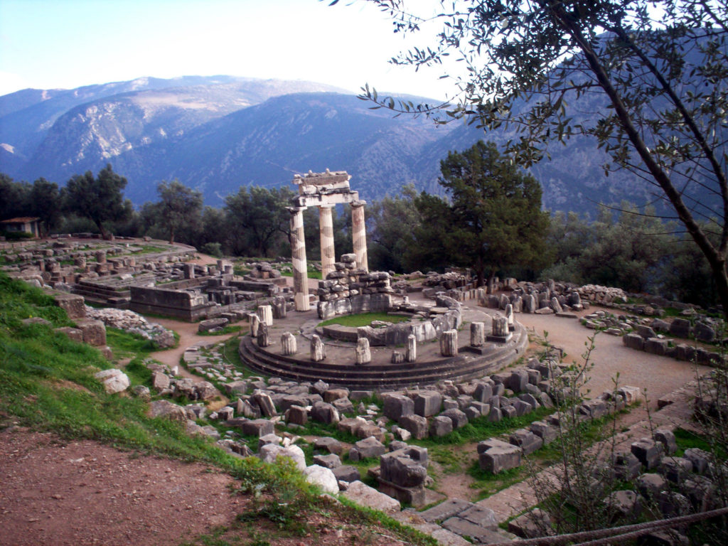 Athens, Corinth, Meteora, Philippi, Thessalonica & Delphi 12 Day First Class  Package
