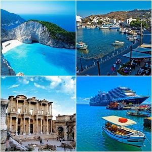 Footsteps of Paul & John  days  Turkey&Greece Tour & Cruise