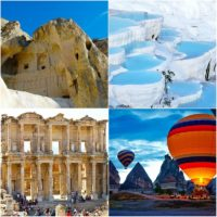 4 Days Budget Turkey Travel Package