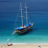 OLYMPOS TO OLUDENIZ BLUE CRUISE 3 DAYS