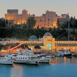 BODRUM TO RHODES BLUE CRUISE 5 DAYS