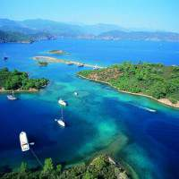 FETHIYE TO MARMARIS BLUE CRUISE 4 DAYS
